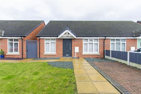2 bedroom semi-detached bungalow for sale - Stratton Road, Bolsover, Chesterfield