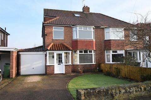 4 bedroom semi-detached house for sale - Bedale Avenue, York, YO10 3NG