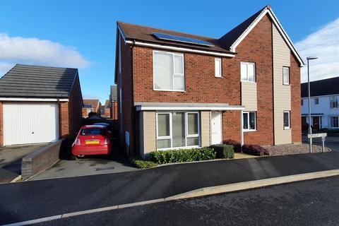 3 bedroom semi-detached house for sale - Hornbeam Close, Coalville