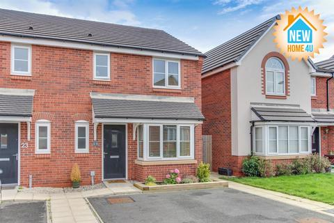 3 bedroom semi-detached house for sale - Messham Close, Broughton, Chester