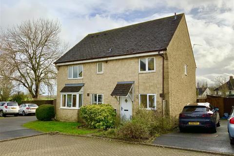 2 bedroom semi-detached house for sale - Clayfurlong Grove, Cirencester