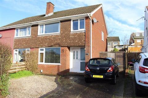 3 bedroom semi-detached house for sale - Curry Close, Dunvant
