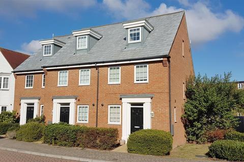 3 bedroom end of terrace house to rent - Hazen Road, Kings Hill, ME19 4JU