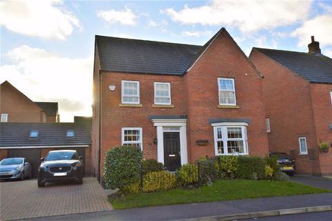 4 bedroom detached house for sale - Birch Lane, Glenfield