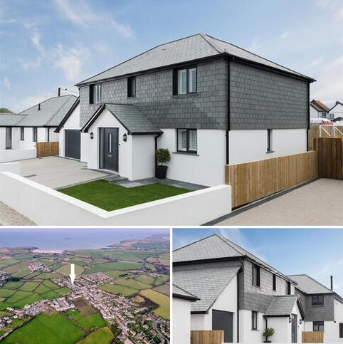 4 bedroom detached house for sale - Marina Close, St. Merryn, Padstow