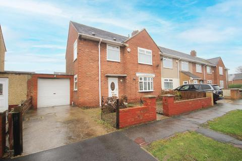 3 bedroom end of terrace house for sale - Comrie Road, Rossmere, Hartlepool