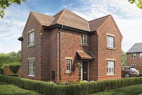 4 bedroom detached house for sale - The Teasdale - Plot 202 at Spring Croft, Spring Croft, Oakmere Road CW7