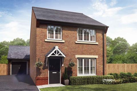 4 bedroom detached house for sale - The Lydford - Plot 288 at Willowbrook Grange, Jack Mills Way, Shavington CW2