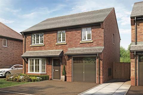 4 bedroom detached house for sale - The Downham - Plot 200 at Spring Croft, Spring Croft, Oakmere Road CW7