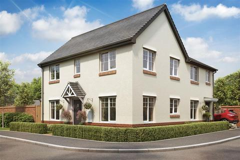 3 bedroom detached house for sale - The Easedale - Plot 141 at Kings Moat Garden Village, Wrexham Road CH4