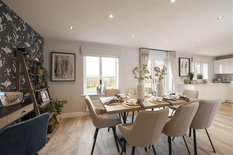 Taylor Wimpey - St Andrews Gardens, Morpeth - Plot 9, The Tailor at Stannington Park, Off Green Lane, Stannington NE61