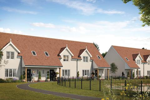 3 bedroom terraced house for sale - Plot 7, The Mascalls at Bluebells, Rickstones Road, Rivenhall CM8