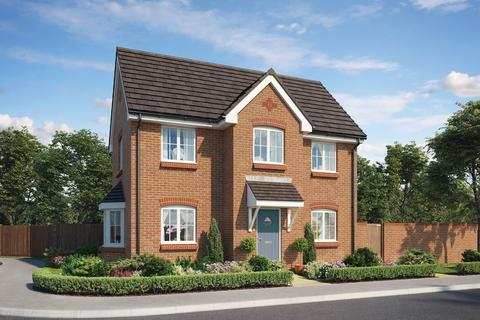 3 bedroom detached house for sale - Plot 11, The Thespian at Bluebells, Rickstones Road, Rivenhall CM8