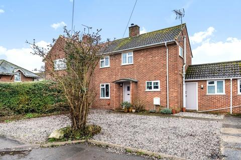 2 bedroom semi-detached house for sale - Aldbourne Road, Baydon, Marlborough, SN8