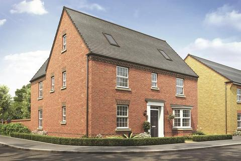 5 bedroom detached house for sale - Plot 46, Moorecroft at DWH @ Warboys Village, Mahaddie Way, Warboys, HUNTINGDON PE28