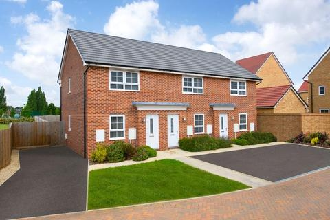 2 bedroom terraced house for sale - Plot 148, Kenley at Jubilee Gardens, Norton Road, Stockton-On-Tees, STOCKTON-ON-TEES TS20