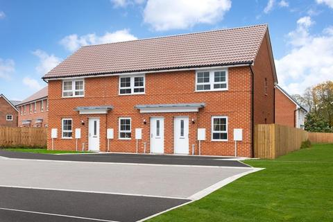 2 bedroom end of terrace house for sale - Plot 149, Kenley at Jubilee Gardens, Norton Road, Stockton-On-Tees, STOCKTON-ON-TEES TS20