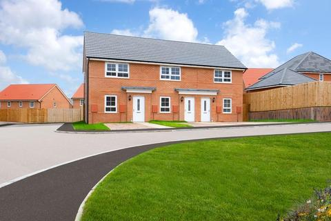 2 bedroom end of terrace house for sale - Plot 147, Kenley at Jubilee Gardens, Norton Road, Stockton-On-Tees, STOCKTON-ON-TEES TS20