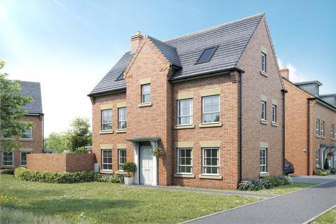 4 bedroom semi-detached house for sale - Plot 74, Hexham at Orchard Green @ Kingsbrook, Aylesbury Road, Bierton HP22