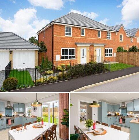3 bedroom semi-detached house for sale - Plot 306, Ellerton at Bedewell Court, Adair Way, Hebburn, HEBBURN NE31