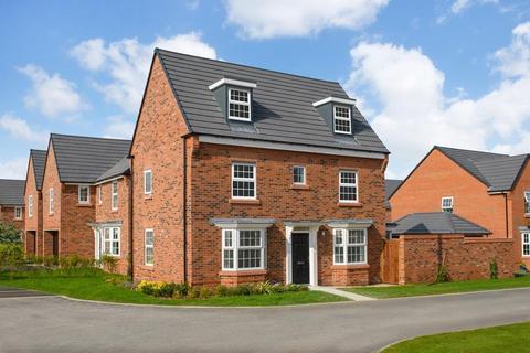 4 bedroom detached house for sale - Plot 71, Hertford at Fairfields, Caledonia Road, Vespasian Road, MILTON KEYNES MK11