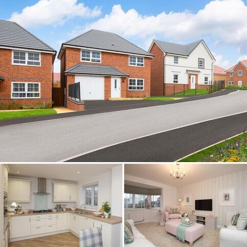 4 bedroom detached house for sale - Plot 246, Kennford at Deer's Rise, Pye Green Road, Hednesford, CANNOCK WS12