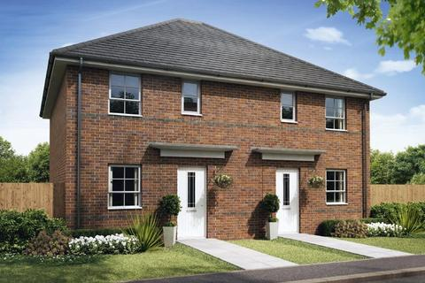 3 bedroom semi-detached house for sale - Plot 265, Folkestone at Deer's Rise, Pye Green Road, Hednesford, CANNOCK WS12