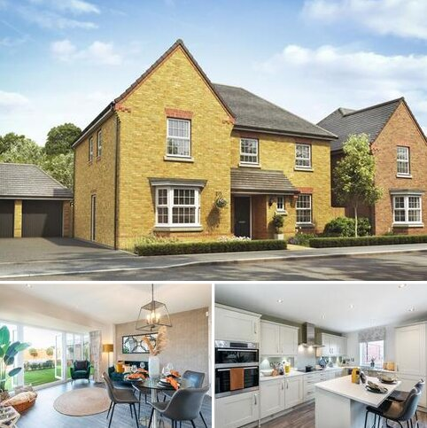 5 bedroom detached house for sale - Plot 224, Manning at DWH at Overstone Gate, Overstone Farm, Overstone NN6