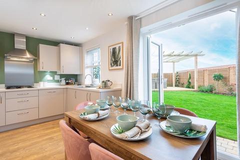 David Wilson Homes - DWH at Overstone Gate - Plot 65, Oakley at Glenvale Park, Niort Way, Wellingborough, WELLINGBOROUGH NN8