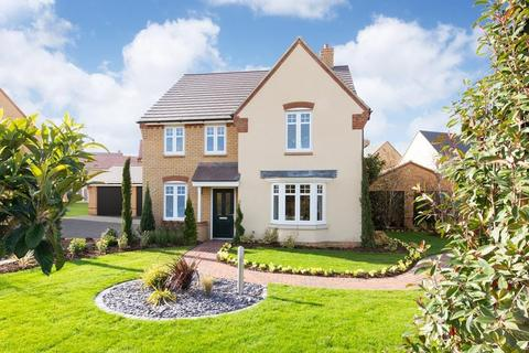 4 bedroom detached house for sale - Plot 442, Holden at Brooklands Park, Fen Street, Milton Keynes, MILTON KEYNES MK10