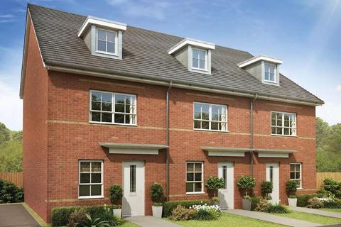 4 bedroom semi-detached house for sale - Plot 22, Kingsville at Emberton Grange, Hassall Road, Alsager, STOKE-ON-TRENT ST7