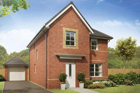 4 bedroom detached house for sale - Plot 91, Kingsley at Emberton Grange, Hassall Road, Alsager, STOKE-ON-TRENT ST7