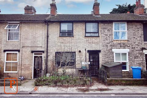 2 bedroom terraced house for sale - Woodbridge Road, Ipswich