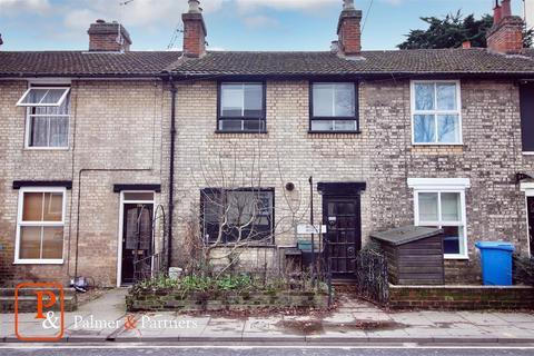 2 bedroom terraced house - Woodbridge Road, Ipswich