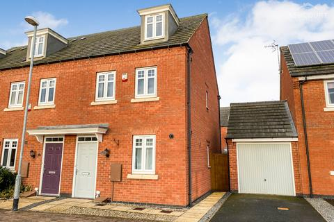 3 bedroom end of terrace house to rent - Red Kite Close, Nottingham, Nottinghamshire, NG15 8HE