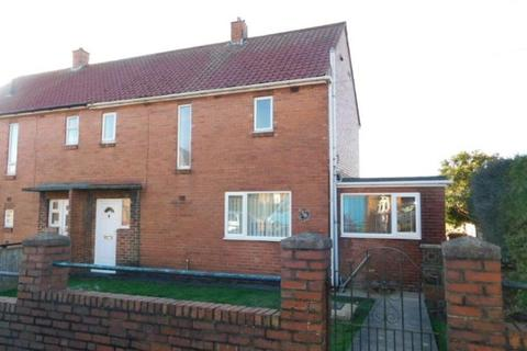 2 bedroom semi-detached house for sale - DUNELM ROAD, TRIMDON VILLAGE, SEDGEFIELD DISTRICT