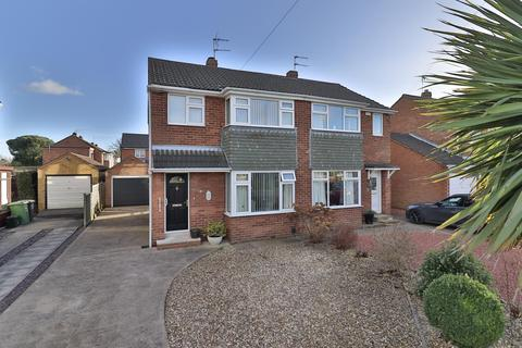 3 bedroom semi-detached house for sale - Heath Moor Drive, York, YO10 4NE