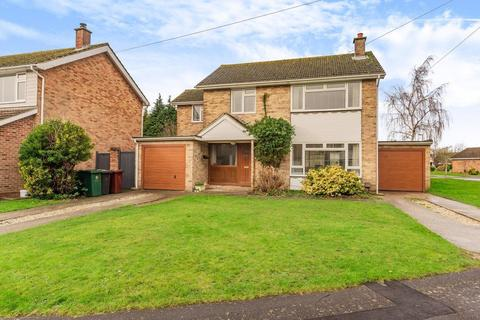 4 bedroom detached house for sale - Carlisle Gardens, Chichester, PO19