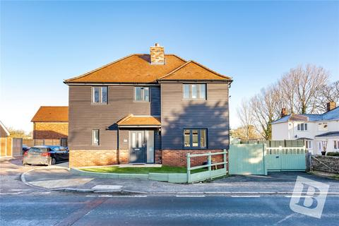 3 bedroom detached house for sale - The Croft, Chelmsford Road, White Roding, Dunmow, Essex, CM6