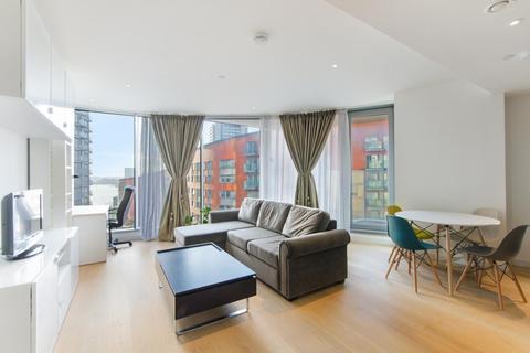 1 bedroom flat to rent - Charrington Tower, New Providence Wharf, E14