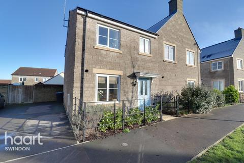 3 bedroom semi-detached house for sale - Cowleaze, Swindon