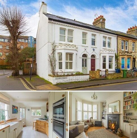 3 bedroom end of terrace house for sale - Clare Street, Cambridge, CB4