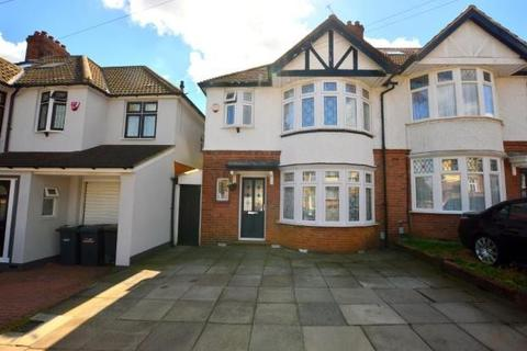 3 bedroom semi-detached house to rent - Carlton Close, Luton, Bedfordshire, LU31ER