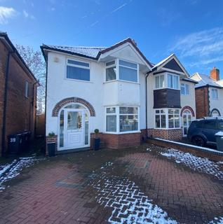 3 bedroom semi-detached house to rent - Hilton Avenue, Hall Green
