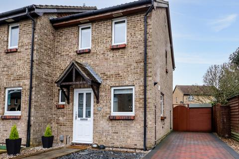 2 bedroom end of terrace house for sale - Stonefield, Bar Hill