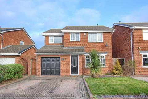 4 bedroom detached house for sale - High Stone Close, Redcar