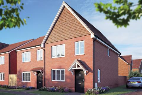 3 bedroom house for sale - Plot The Hazel 096, The Hazel at Whiteley Meadows, Whiteley Meadows, Off Botley Road, North Whiteley SO30
