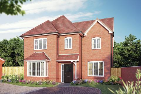 5 bedroom house for sale - Plot The Birch II 098, The Birch II at Whiteley Meadows, Whiteley Meadows, Off Botley Road, North Whiteley SO30
