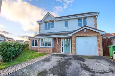 4 bedroom detached house for sale - Burdon Garth, Ingleby Barwick