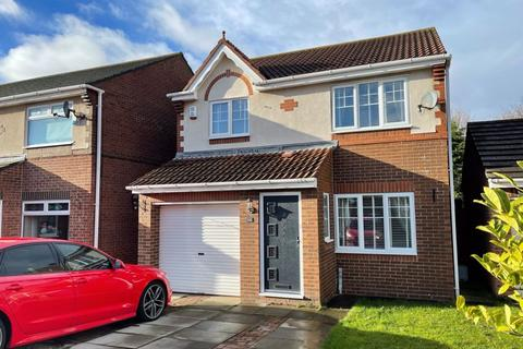 3 bedroom detached house for sale - Swanage Drive, The Ings, Redcar